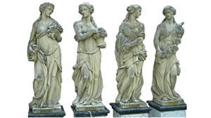 CO. MARMI Natural Stone Catalogue - Classical Statues