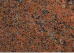 Natural Stone Step Riser In Granito Rosso Multicolor