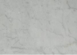 Lastre e Piastrelle in Marmo Bianco di Carrara tipo CD