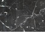 Natural Stone Step Riser In Marmo Nero Marquinia