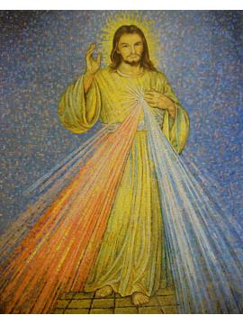 Artistic Mosaic – Cristo della Misericordia