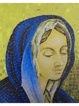 Mosaico Artistico – Madonna Dolci