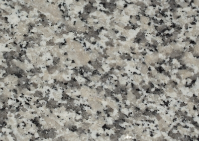 Tiles and Slabs in Granite Bianco Sardo