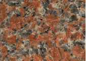 Tiles and Slabs in Granito Rosso MC