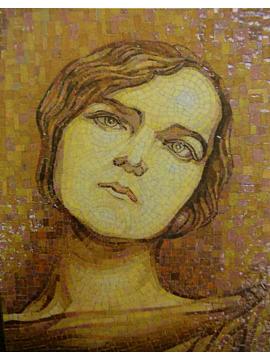 Artistic Mosaic – Woman Portrait
